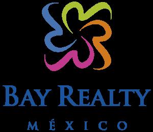 logo bay realty mexico
