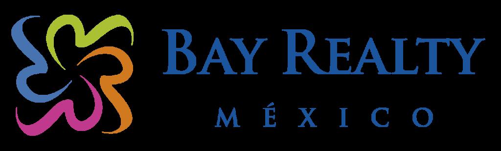 logo bay realty mexico horizontal