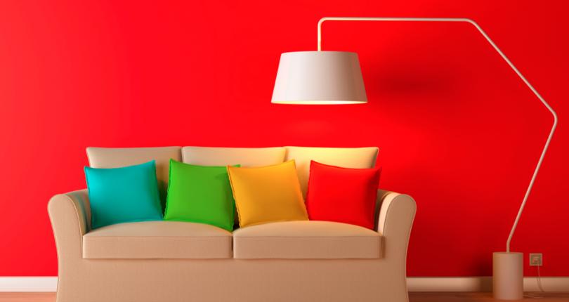 El color de tu casa puede definir tu estado de ánimo.