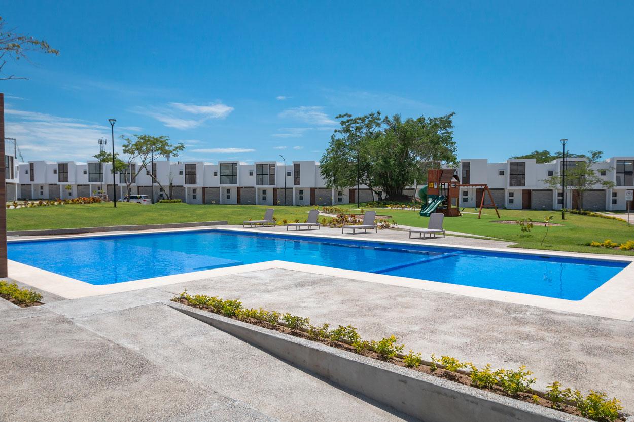 Corales residencial casas en venta Nuevo Vallarta 55